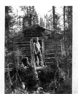 Camp de chasse sur les monts Valin