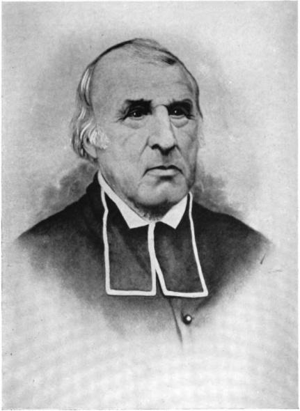 Le curé Crevier. Photo tirée du livre d'Ambrose Kennedy